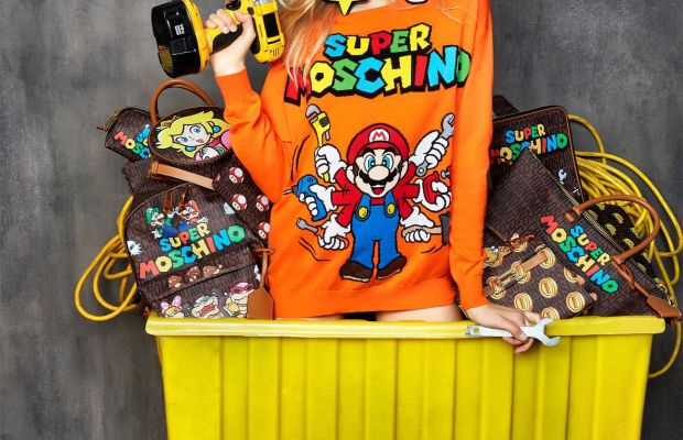 Photo: Moschino