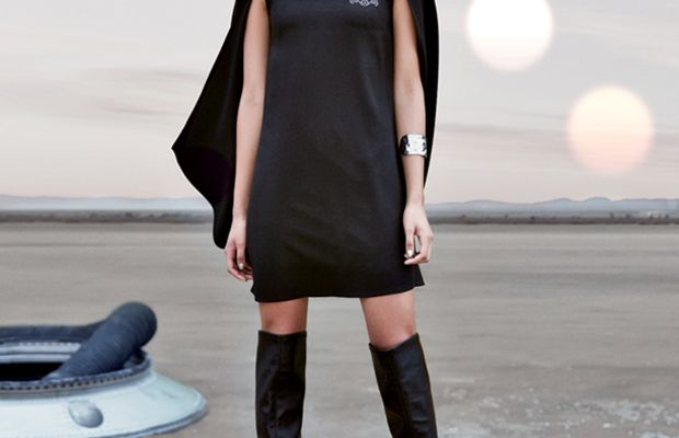 """A look from the Hot Topic """"Star Wars"""" by Her Universe collection. Photo: Hot Topic"""
