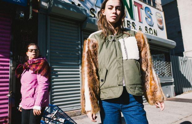 "The Peter jacket, $950. ""It's like a flight jacket, it's really comfortable,"" said Liang. Photo: Sandy Liang"