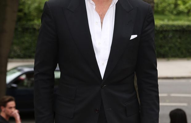 """Tom Ford at the UK premiere of """"The True Cost"""" in May. Photo: Tim P. Whitby/Getty Images Entertainment"""