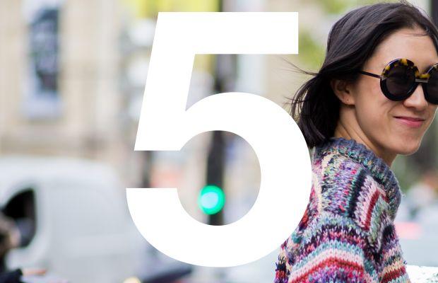 Eva Chen at Paris Fashion Week in 2015. Photo: Christian Vierig/Getty Images