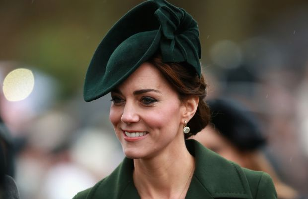 Fascinator not included. Photo: Chris Jackson/Getty Images