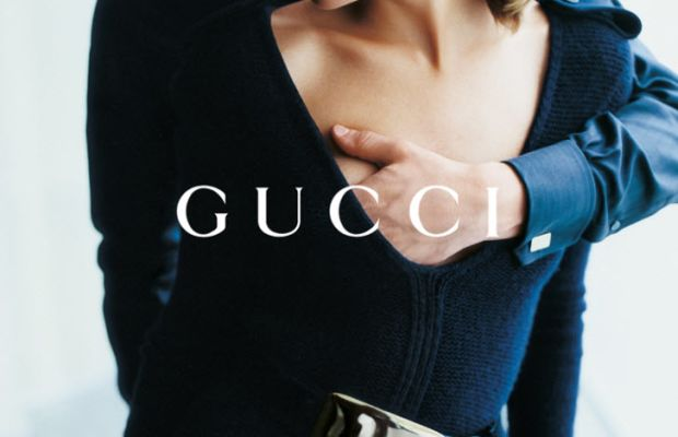 An ad from the Tom Ford days at Gucci. Photo: Gucci