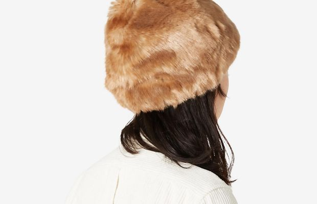 Steven Alan faux fur beanie, $122 (from $175), available at Steven Alan.