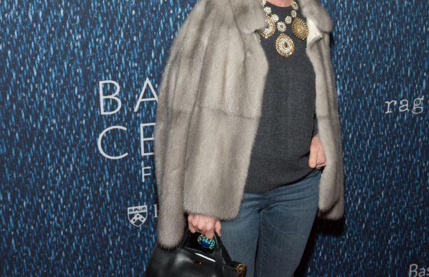 Kate Valentine, wearing Frances Valentine shoes. Photo: