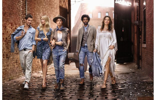 A campaign image for Denim & Supply Ralph Lauren. Photo: Denim & Supply Ralph Lauren