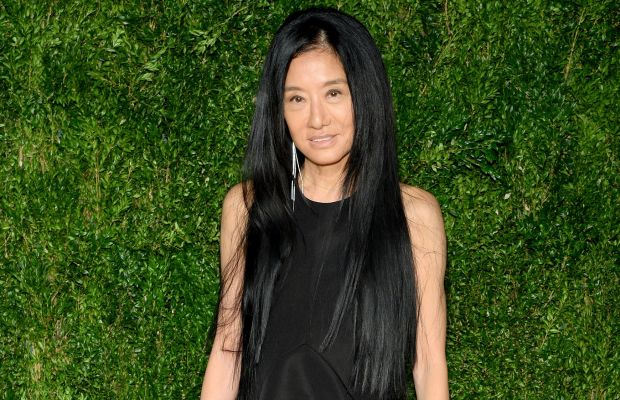 Designer Vera Wang. Photo: Andrew Toth/Getty Images Entertainment