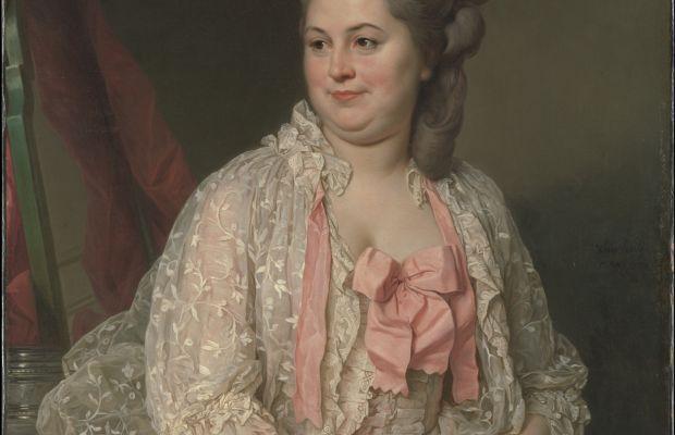 Madame de Saint-Maurice, Joseph Siffred Duplessis, 1776. Photo: The Metropolitan Museum of Art