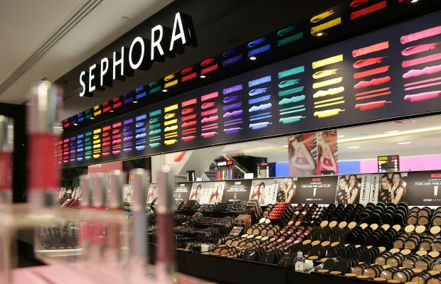 The goods at a Sephora store. Photo: Mark Metcalfe/Getty Images