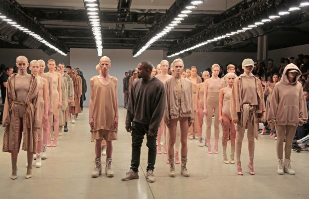 Yeezy Season 2. Photo: Randy Brooke/Getty Images for Kanye West Yeezy