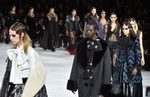The Marc Jacobs fall 2016 finale. Photo: Slaven Vlasic/Getty Image