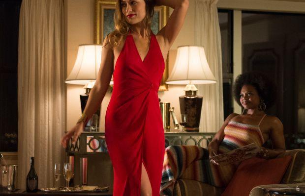 "Olivia Wilde as Devon in ""Vinyl."" Photo: Macall B. Polay/HBO."