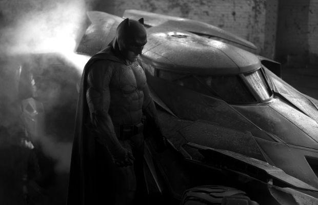 Sad Batman. Photo: Warner Bros. Pictures/TM & DC Comics
