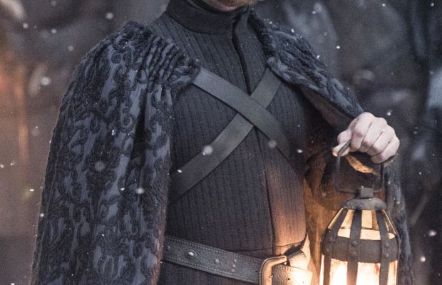 Theon is back. Photo: Helen Sloan/HBO