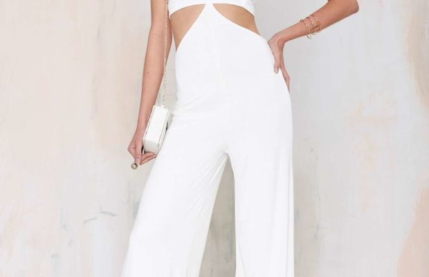 The Nasty Gal jumpsuit in question. Photo: Nasty Gal
