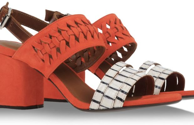 Thakoon Addition sandals, $360 (from $450), available at Shoescribe.
