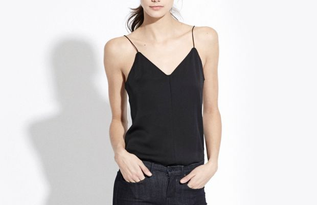 Ayr The Slim Cami, $165, available at Ayr.