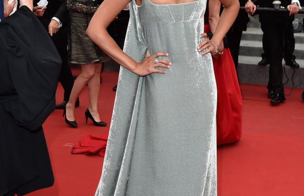 Vikander at Cannes. Photo: Pascal Le Segretain/Getty Images