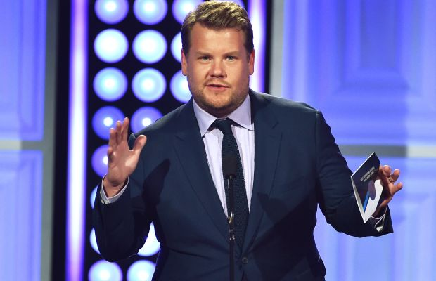 James Corden. Photo: Kevin Winter/Getty Images
