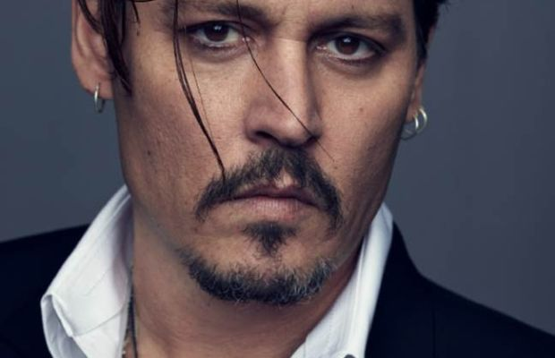Johnny Depp. Photo: Dior