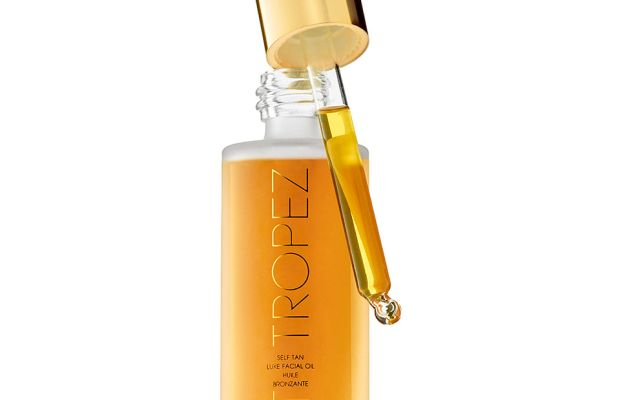 St. Tropez Luxe Facial Oil, $35, available at Sephora.