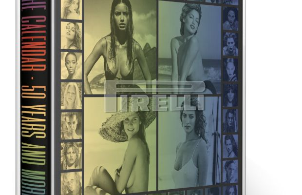 The special edition of the Pirelli book. Photo: Taschen