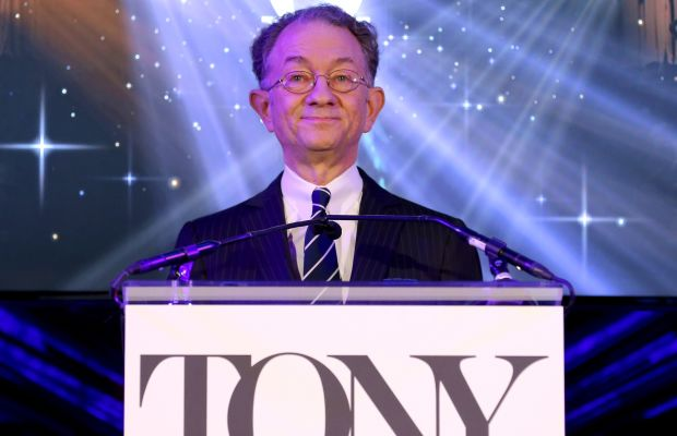 William Ivey Long announcing the 2015 nominees in April. Photo: Jemal Countess/Getty Images