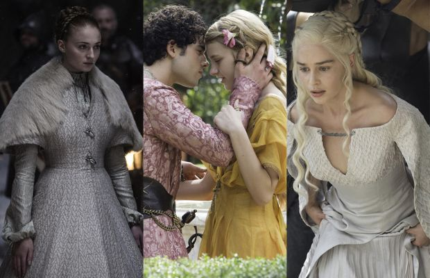 """Scenes from season five of """"Game of Thrones."""" Photos: HBO"""