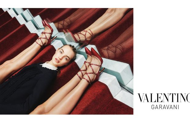 Photo: Michal Pudelka for Valentino