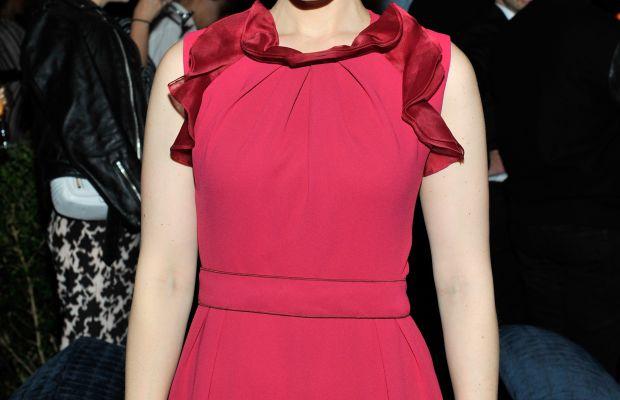 Kate Mara. Photo: Max Mara