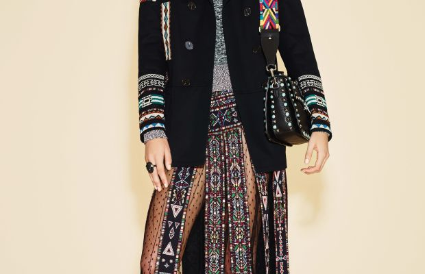 A look from Valentino's resort 2016 collection. Photo: Valentino