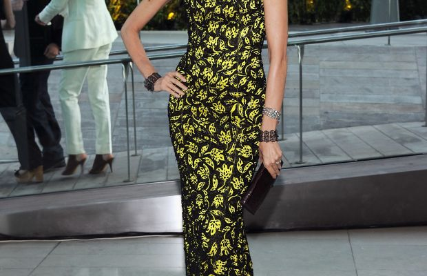 L'Wren Scott at the CFDA Awards in 2011. Photo: Larry Busacca/Getty Images