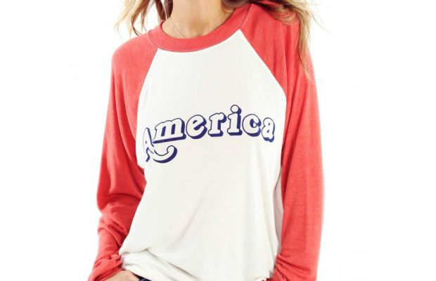 Vintage America Kim sweater, $110, available at Wildfox.