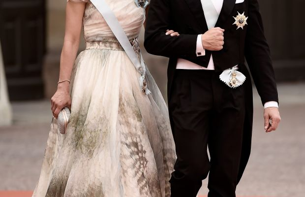 Crown Princess Victoria of Sweden and her husband, Prince Daniel of Sweden. Photo: Ian Gavan/Getty Images Entertainment