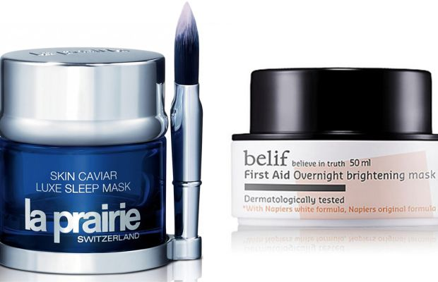 Wait, but these look like jars of cream. Photos: La Prairie and Sephora