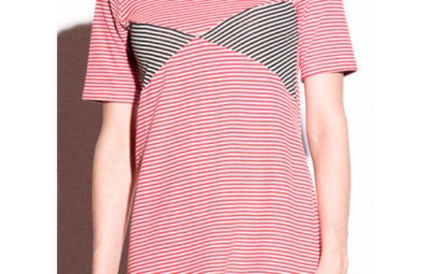 Loup striped bikini dress, now $90, available at Loup.