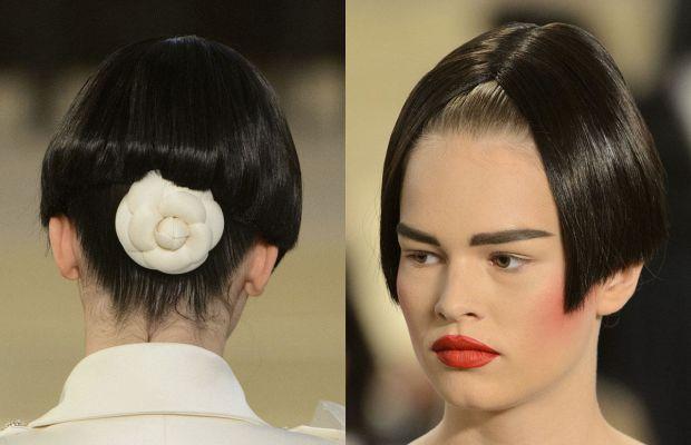 Chanel. Photos: Imaxtree