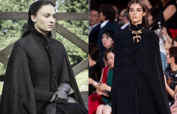 Sansa's dark period. Photos: HBO/Imaxtree