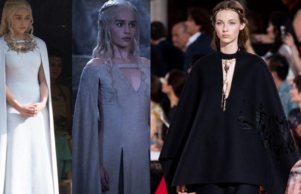 More similar necklines. Photos: HBO/Imaxtree
