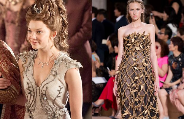 Remember when Margaery married Joffrey? Photos: HBO/Imaxtree