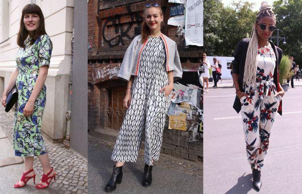 Seen on the street outside Berlin Fashion Week. Photos: Nilina Mason-Campbell/Fashionista