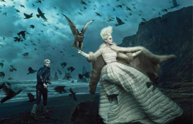 From Moncler's fall 2015 campaign. Photo: Annie Leibovitz/Moncler