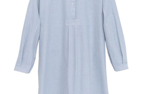 The Long Sleep Shirt. Photo: The Sleep Shirt