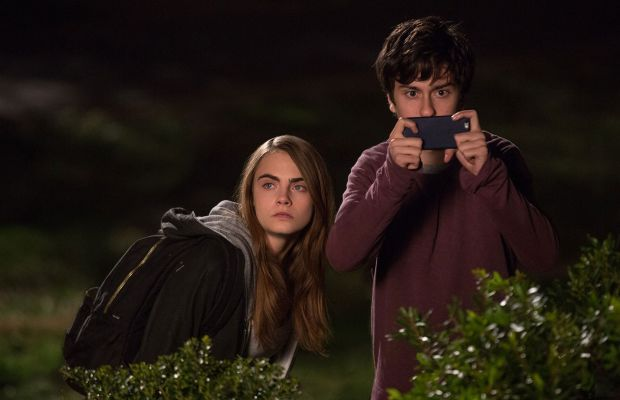 A still from 'Paper Towns.' Photo: Fox