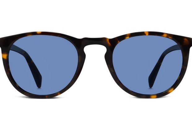 An exclusive Warby Parker frame for Nordstrom. Photo: Nordstrom