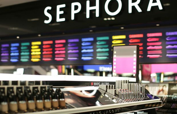 A Sephora store in Sydney. Photo: Mark Metcalfe/Getty Images