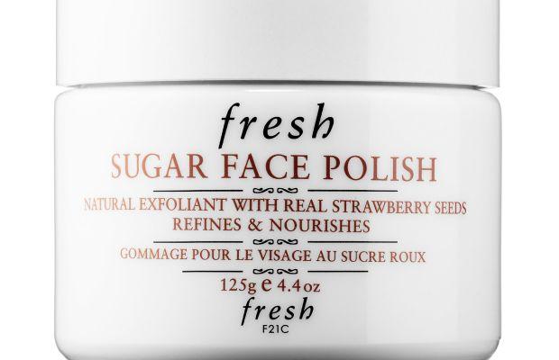 Fresh Sugar Face Polish, $62, available at Sephora