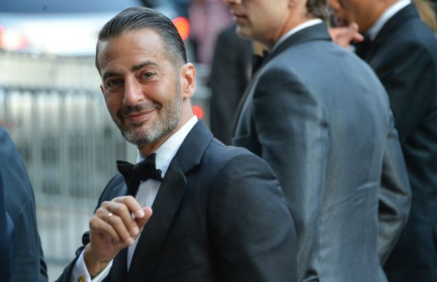 Marc Jacobs at the 2014 CFDA Fashion Awards in New York. Photo: Mike Coppola/Getty Images