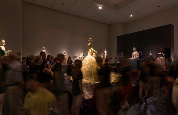 """From """"China: Through the Looking Glass."""" Photo: The Metropolitan Museum"""