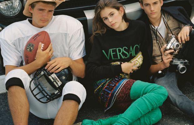 Photo: Bruce Weber for CR Fashion Book